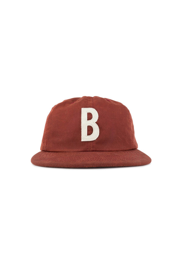 Barney Cools B. Team Stringback Cap Red