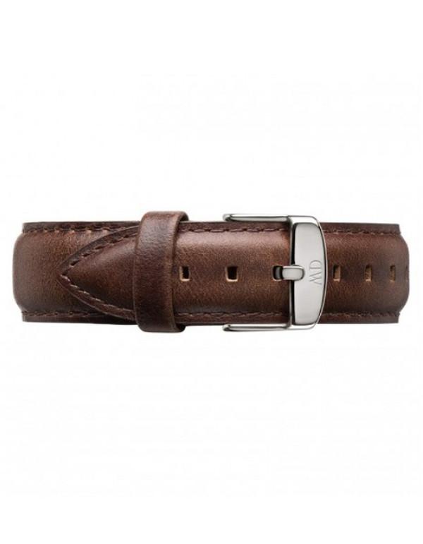 Daniel Wellington Bristol Watch Silver 40mm