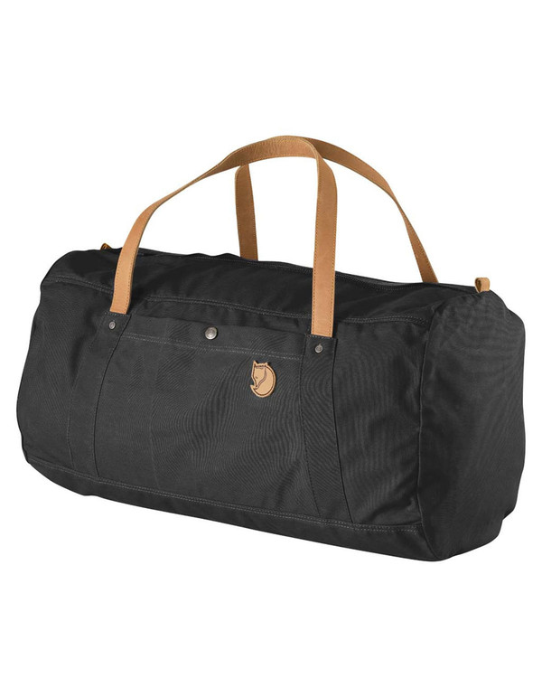 Fjallraven Duffel No. 4 Large Black