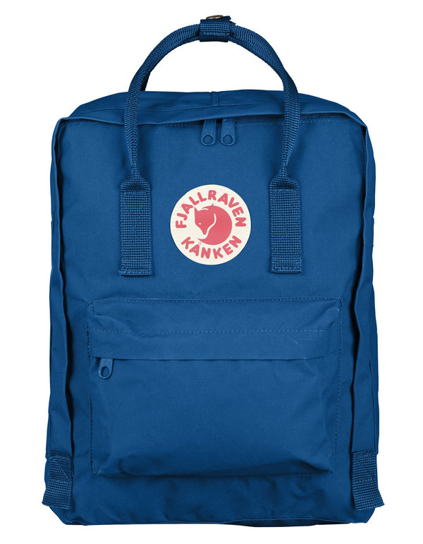 Fjallraven Kanken Backpack Lake Blue