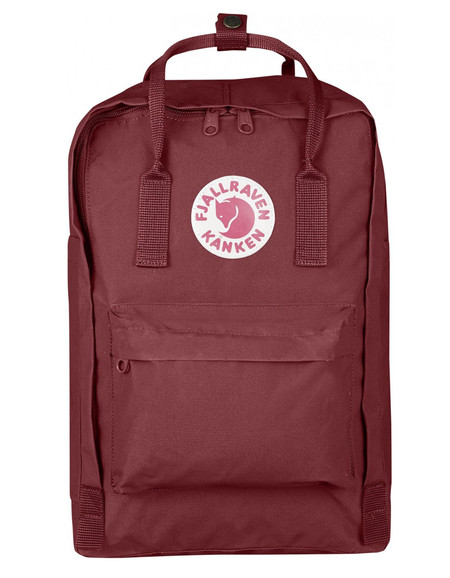 Fjallraven Kanken Laptop 15 Inch Ox Red