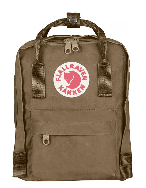 Fjallraven Kanken Mini Backpack Sand