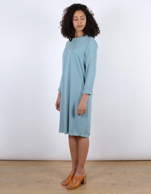 Just Female Cosa Dress Smoke Blue