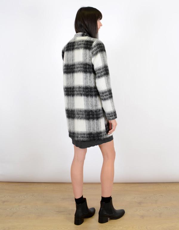 Just Female Wood Kimono Coat
