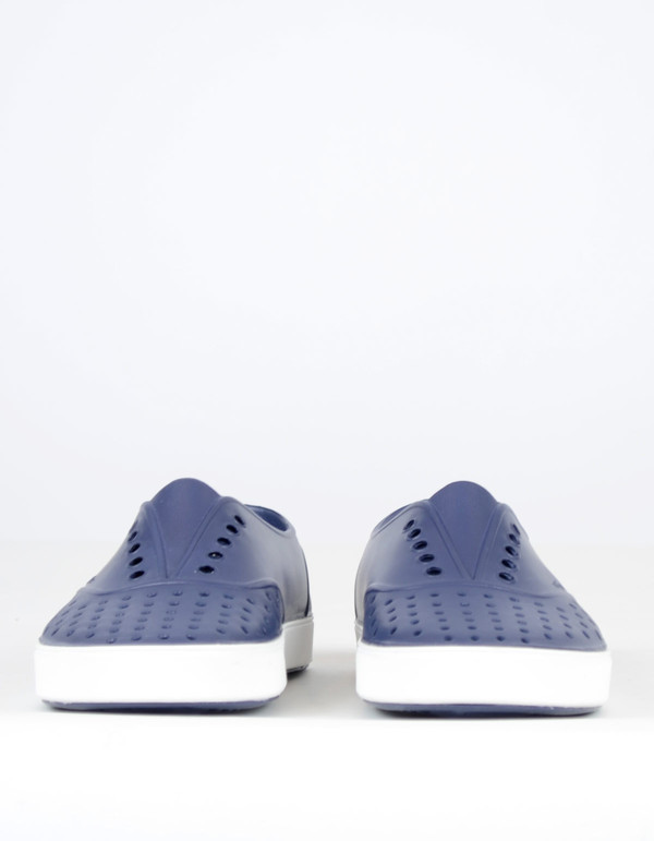 Native Shoes Native Miller Regatta Blue with Shell White