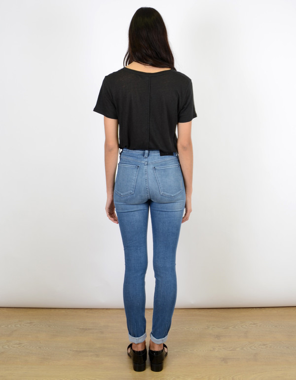 Neuw Marilyn Skinny Series Blue
