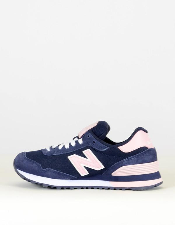 New Balance 515 Pique Polo Collection Sneaker Black Pink