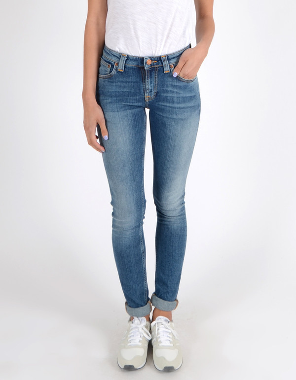 Nudie Skinny Lin Organic Easy Strikey