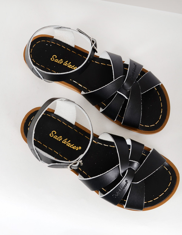 Salt Water Sandals The Original Black