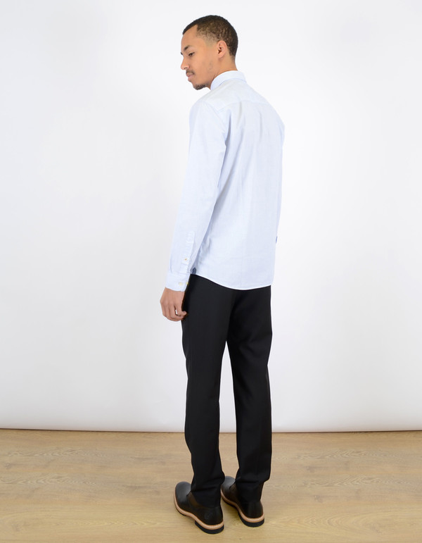 Men's Selected Homme Sandro Shirt Bright White