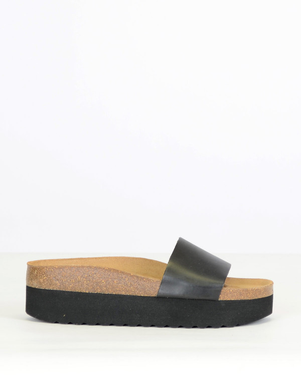 Shoe The Bear Aiko Sandal Black
