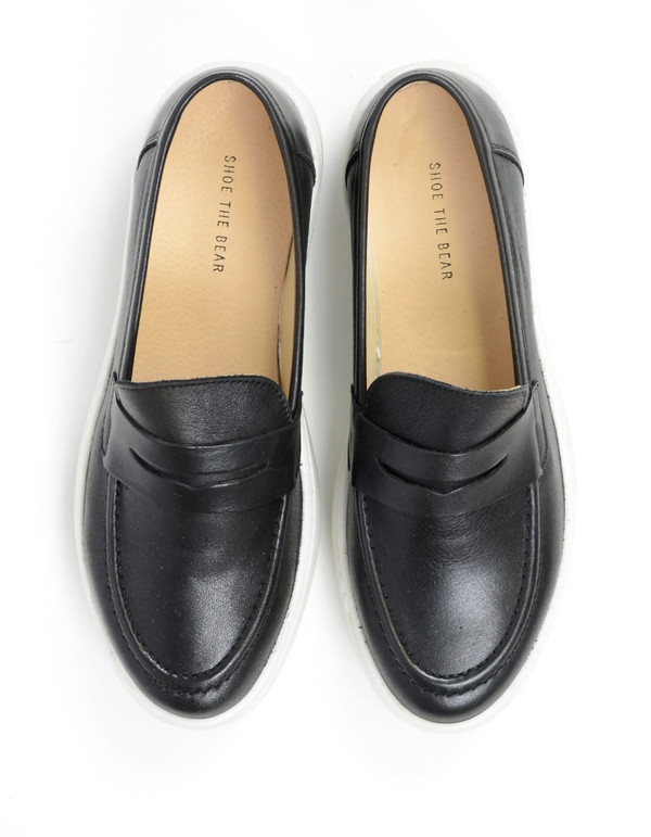 Shoe The Bear Miyako Loafer Black