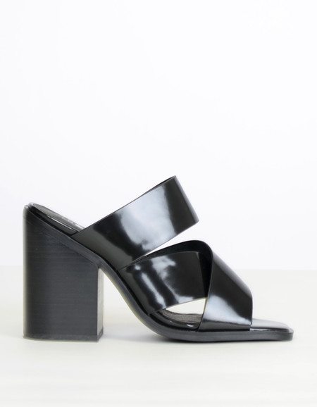 Sol Sana Blair Mule Black
