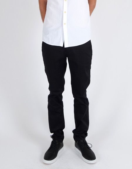 Men's The Daily Slim Chino Black