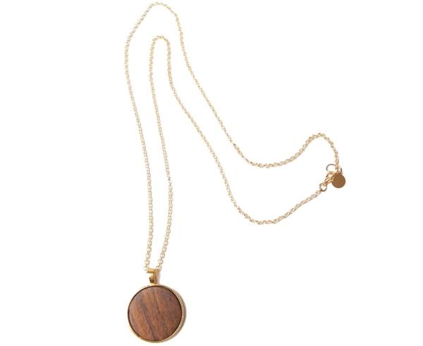 Sophie Monet Round Emulate Necklace