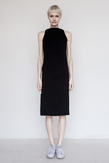 David Michael Modal Long Helix Dress
