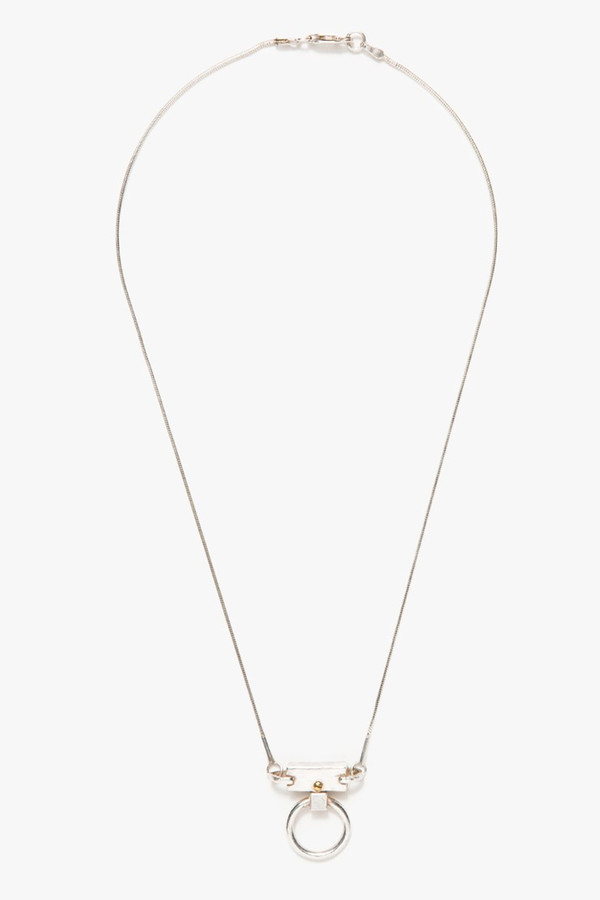 Open House Silver Threshold Choker