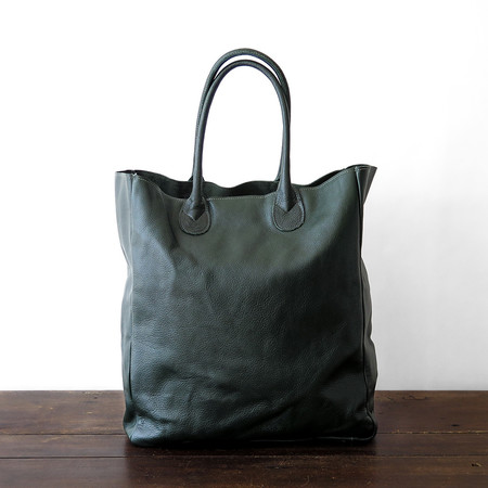 Erica Tanov leather tote