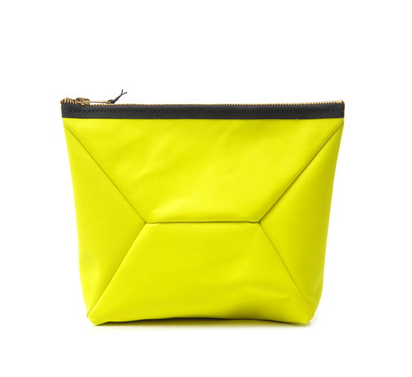 Ampersand As Apostrophe Fluorescent X Pouch