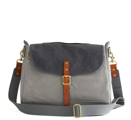 Southern Field Industries Grey and Tan PX Haversack