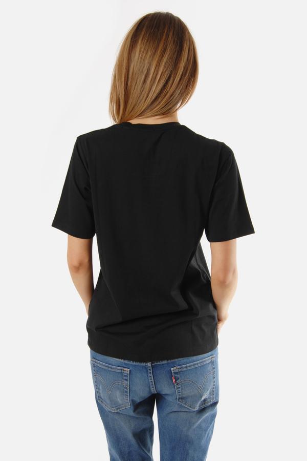 Handvaerk Black Boyfriend T Shirt