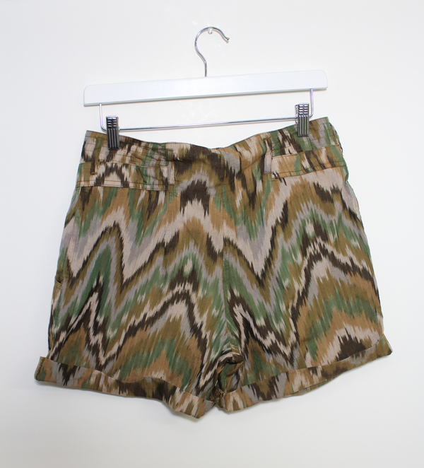Sessun Ikat Short