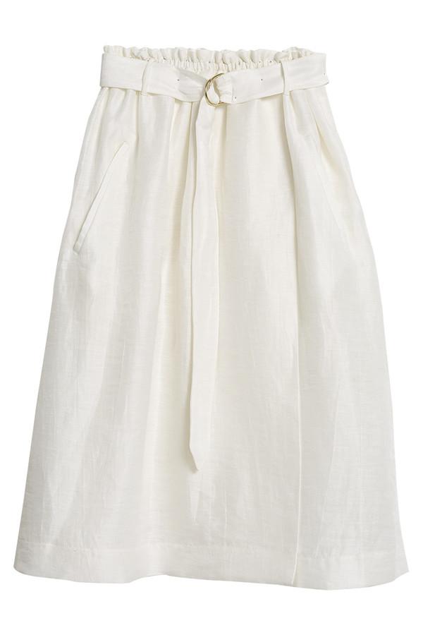 Nanushka - Tilba Gathered Skirt