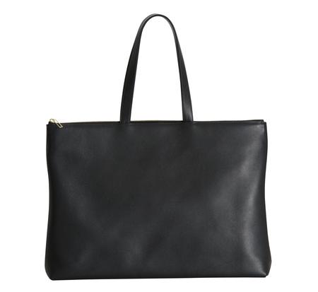 Black Lucid Ninety L Bag by Tsatsas