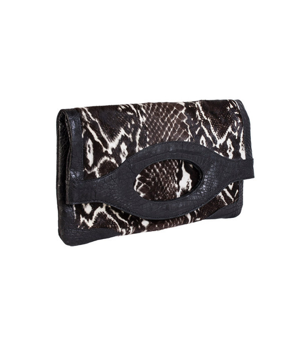 MAPA Collective The Laguna Foldover Clutch