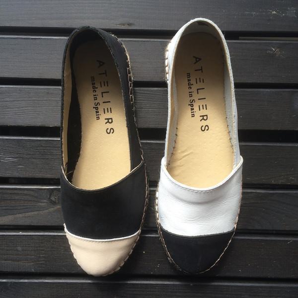 Montreal Workshop Maya Shoes Black