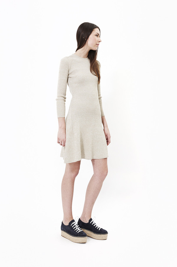 Nanushka Zanna Knit Dress
