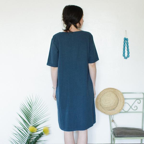 Me & Arrow Tall Dress - UltraMarine