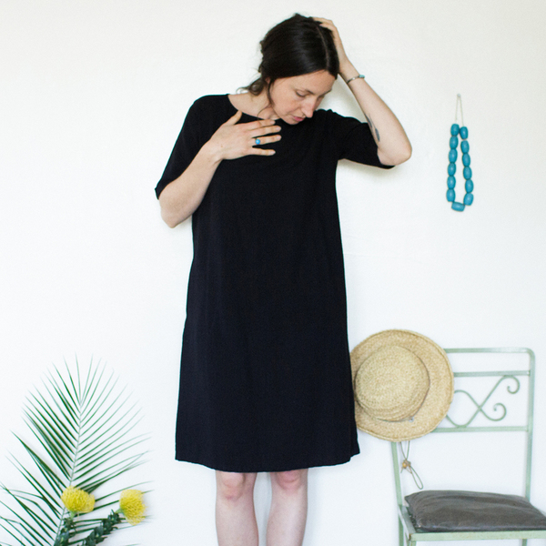 Me & Arrow Tall Dress - Black