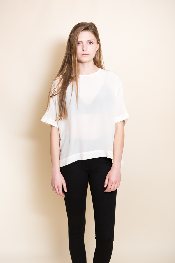 Just Female Wicket Blouse / Cream