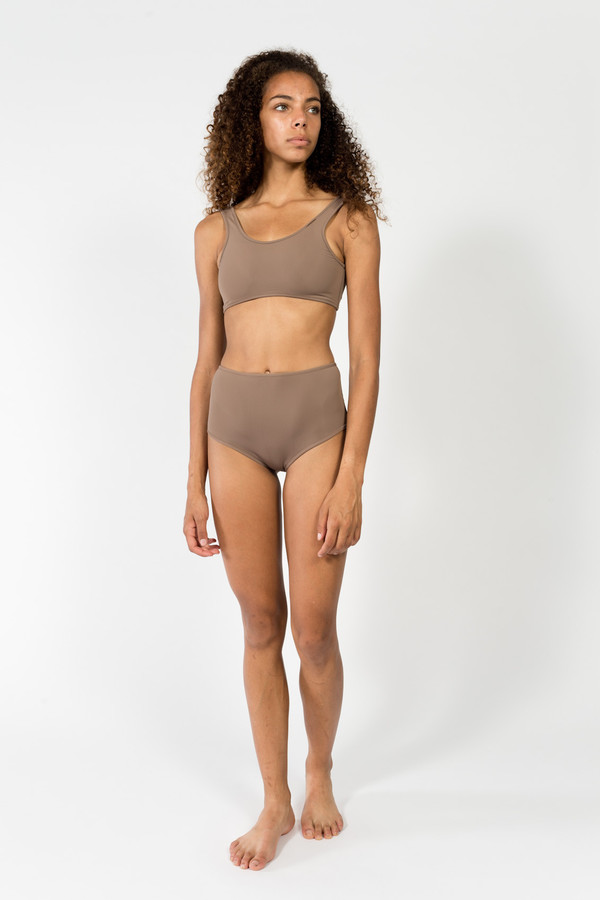 NU SWIM Basic High Bottom