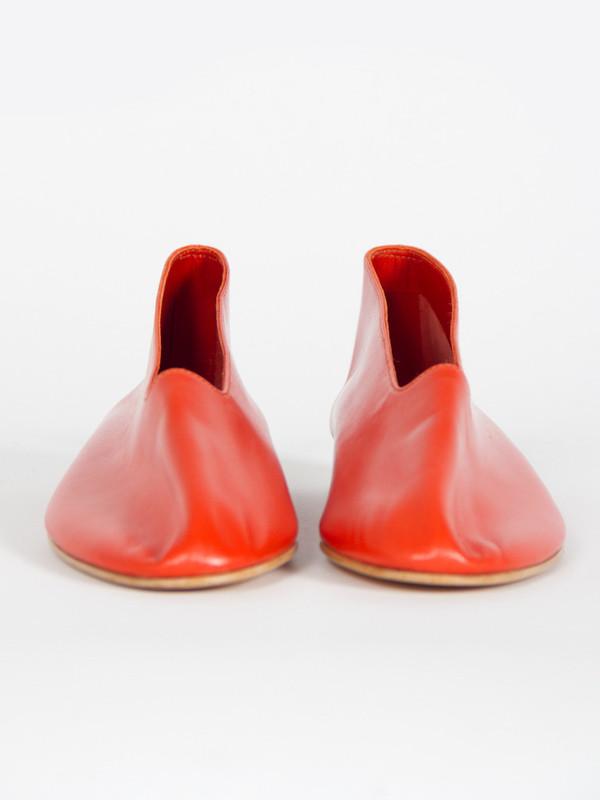 Martiniano Glove Shoe Coral