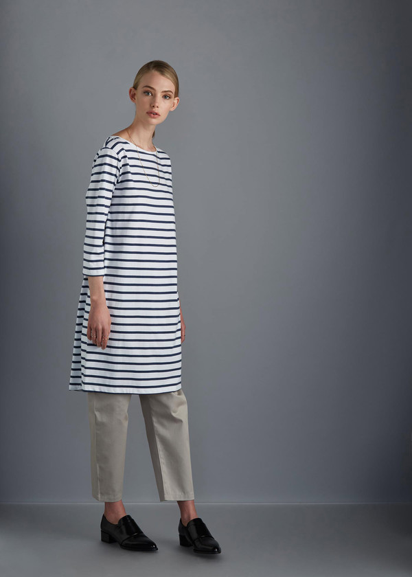 Kowtow Boat Neck Dress