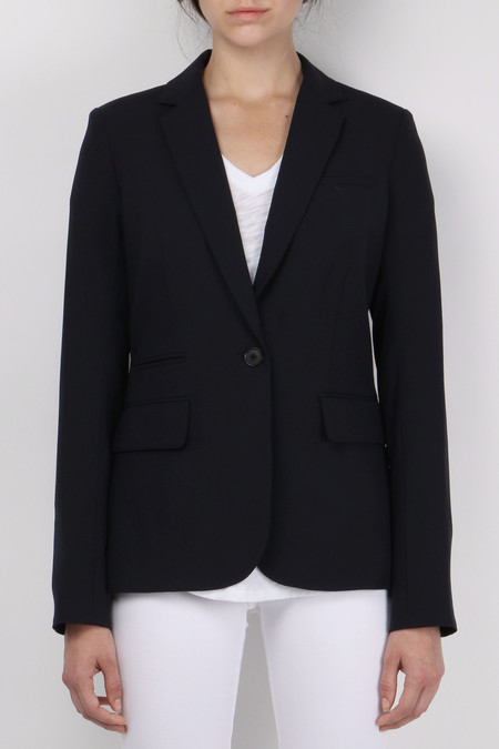 Veronica Beard Classic Jacket - Navy