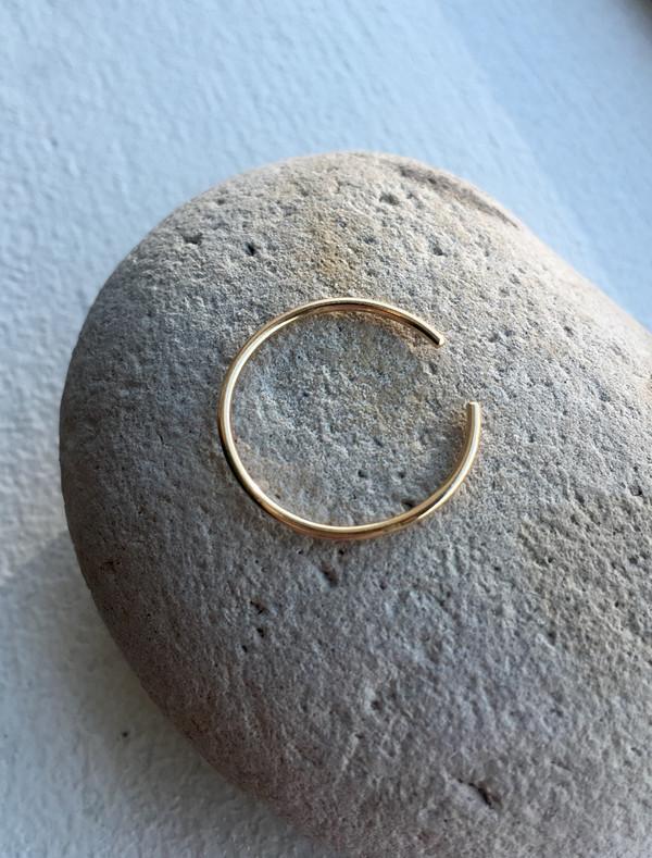 Calder Blake Gabriela Artigas - 14k Yellow Gold Adjustable Ring