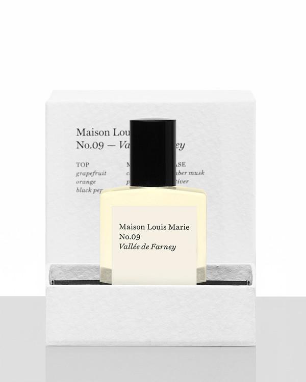 Maison Louis Marie - No. 9 Valee de Farney Perfume Oil