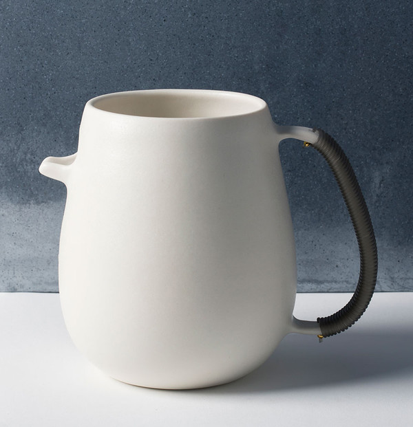 Pigeon Toe Ceramics Bound Pitcher