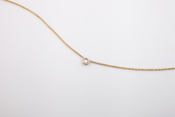 Flirty Diamond Necklace
