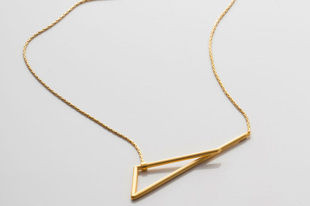 Mau Four Point Necklace