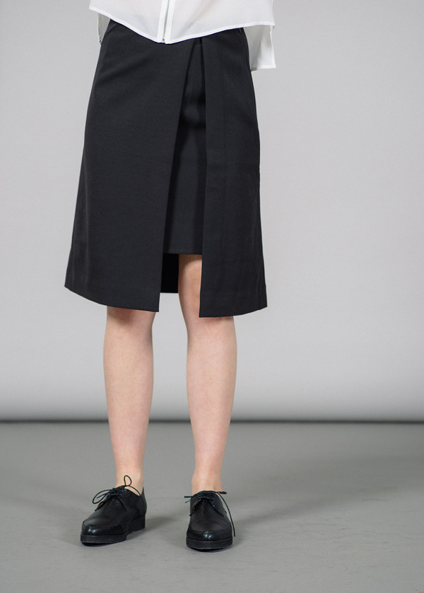 Just Female Hattie Slit Skirt