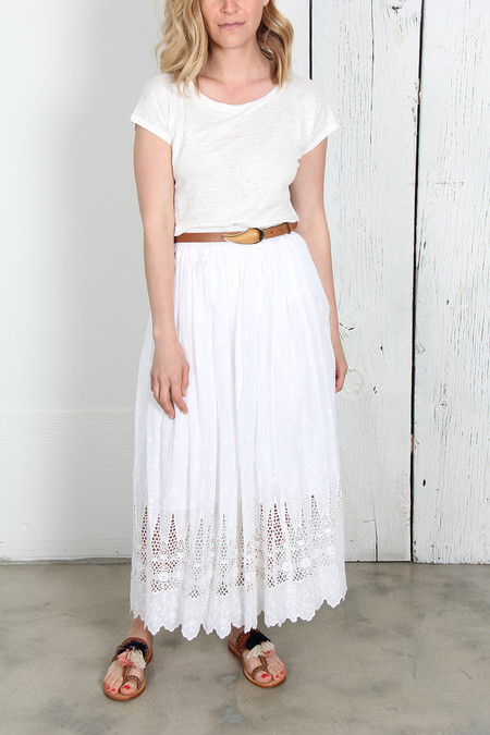 ULLA JOHNSON IRIS SKIRT