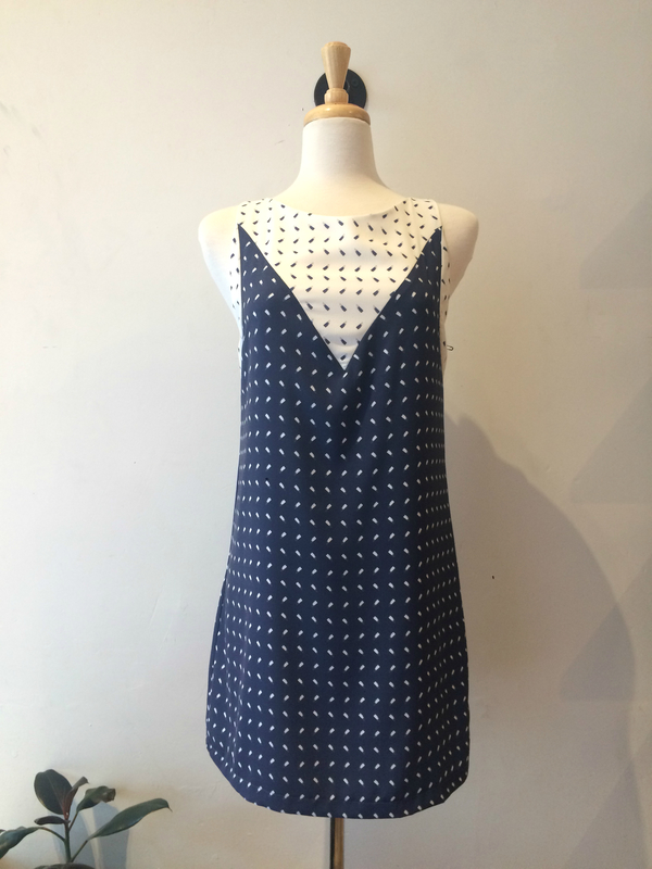 Eve Gravel Gelato Dress