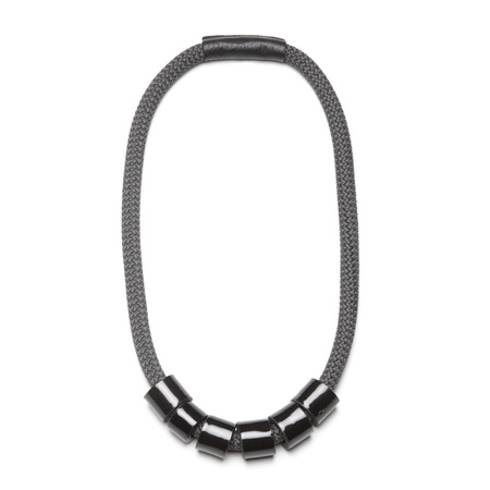 YYY x The Stowe Necklace—Onyx