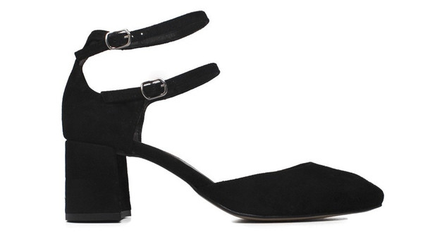 L'Intervalle Reikan Shoes (Black Suede)