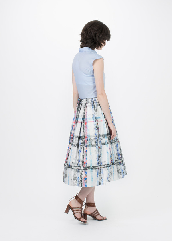 Sara Roka Elli Dress with Belt