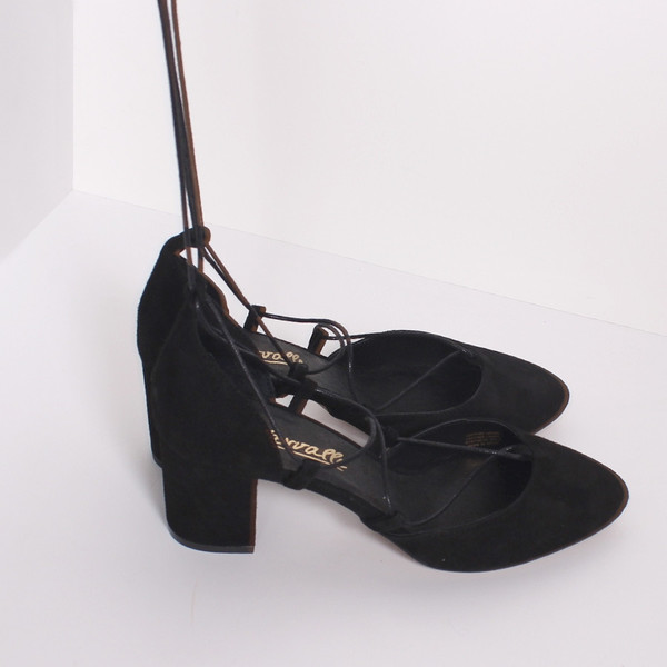 L'Intervalle Piti Shoe (Black)